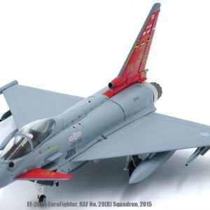 Eurofighter Typhoon.Modely letadel.Diecast models aircraft.JC Wings JCW-72-2000-002.