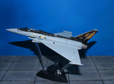 Eurofighter Typhoon.Modely letadel.Diecast models aircraft.JC Wings JCW-72-2000-003.