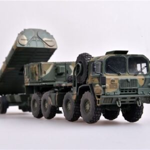 M1014 MAN Tractor.BGM-109G Gryphon GLCM.Ground Launched Cruise Missile.Sběratelské.Hotové modely vojenské techniky.raket.Diecast models rockets. military vehicles.Model Collect AS72107.