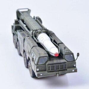 R-11 Scud.R-17.R-300 Elbrus.SS-1 Scud TBM.Tactical Ballistic Missile.Modely vojenské techniky.Diecast models military vehicles.Model Collect AS72140.