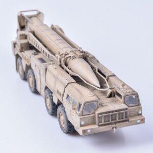 R-11 Scud.R-17.R-300 Elbrus.SS-1 Scud TBM.Tactical Ballistic Missile.Modely vojenské techniky.Diecast models military vehicles.Model Collect AS72141.