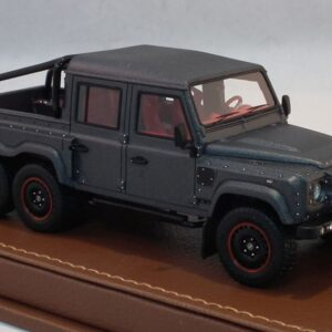 Flying Huntsman.Land Rover Defender.Modely aut.Diecast models cars.Perfect Models 43001.