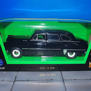 GAZ - 12 ZIM.Modely aut.Diecast models cars.Road Signature ROA 24212BK.