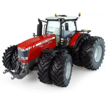 Massey Ferguson 8740.Sběratelské modely traktorů.Hotové modely.Diecast models tractors.Universal Hobbies UH5243.