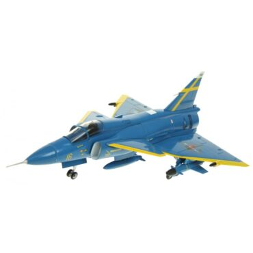 Saab 37 Viggen.Modely letadel.Diecast models aircraft.Aviation 72 AV7242003.