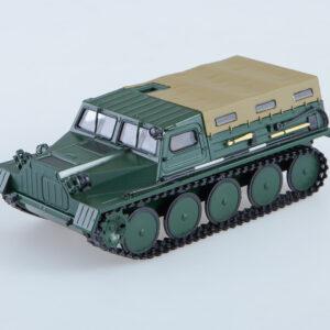 GAZ-47.GT-S.Modely vojenské techniky.Diecast models military vehicles.Avtoistoria AVT-101852.