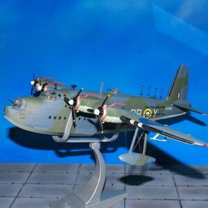 Short Sunderland.Modely letadel.Diecast models aircraft.Corgi AA27503.