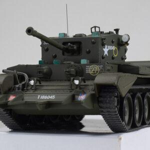 Cromwell.Centaur.Cromwell Tank.Cruiser.Mk.IV.A27M.Modely tanků.Diecast models tanks.Deagostini 20.