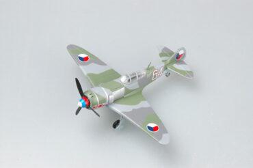 LA-7.Lavochkin La-7.Modely letadel.Sběratelské modely.Diecast models aircraft.Easy Model EM 36330.