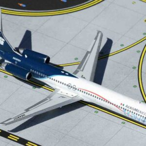 Gemini Jets GJAMX1434 - McDonnell Douglas MD-83 , 'N848SH' AeroMexico Travel - Airline of Mexico