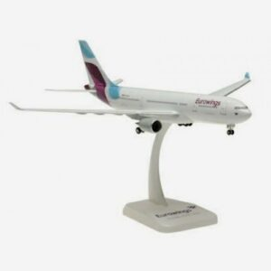 A330.Airbus A330.Modely dopravních letadel.Diecast models airplanes.airliner.HOGAN Wings HG EW02.