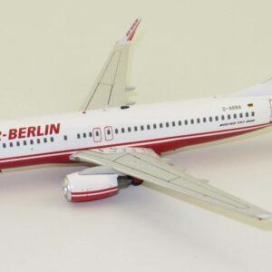 B737.Boeing 737-800.Boeing.Modely dopravních letadel.Diecast models airplanes.airliner.J Fox Models JF-737-8-004.