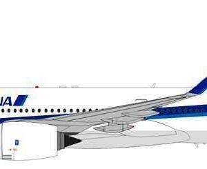 A350.Airbus A350-900.Modely dopravních letadel.Diecast models airplanes.airliner.J Fox Models JF-A350-003U.