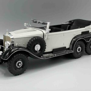 Mercedes-Benz G4.Mercedes-Benz (W31).Type G4.Modely aut.Diecast models cars.MODEL CAR Group (MCG) MCG 18208.