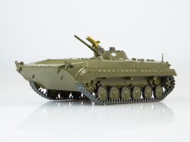 BMP-1 Infantry Fighting vehicle.Modely vojenské techniky.Diecast models.military vehicles.tanks.MODIMIO Collections NT024.