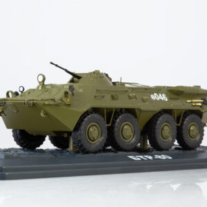 BTR-80.Bronetransporter.Modely vojenské techniky.tanků.Diecast models military vehicles.tanks.MODIMIO Collections NT026.