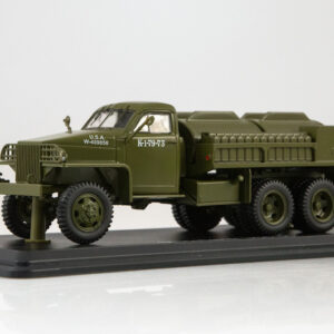 Studebaker US6.Modely nákladních aut.Diecast models vehicles.trucks.Start Scale Models SSM1381.