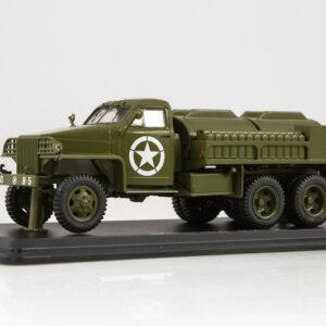 Studebaker US6.Modely nákladních aut.Diecast models vehicles.trucks.Start Scale Models SSM1410.