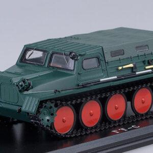 GAZ-47.GT-S.Modely vojenské techniky.Diecast models military vehicles.Start Scale Models SSM3004.