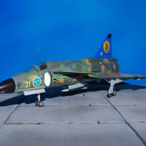 Saab 37 Viggen.Modely letadel.Diecast models aircraft.Aviation 72 AV7242007.