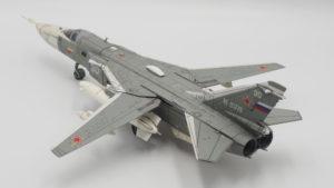 Calibre Wings CA722404 - Su-24MR Fencer-R , '30' Russian Air Force