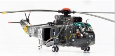 Sea King.SH-3D Sea King.Helicopter.Modely vrtulníků.Diecast models helicopters.Corgi AA33422.Modely letadel. Diecast models aircraft. Modely dopravních letadel. Modely vojenské techniky. Diecast models military vehicles, Modely raket. Diecast models rockets. Sběratelské modely. Hotové modely. Sběratelské modely letadel. Kovové modely.