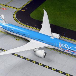 B787.Boeing 787 Dreamliner.Modely dopravnich letadel.Diecast models airlines.Gemini Jets G2KLM849.