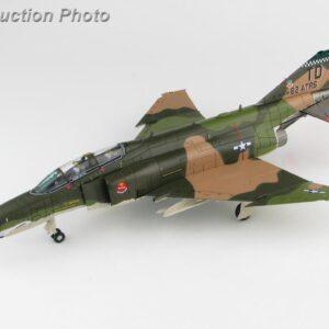 QF-4E.F-4 Phantom II.McDonnell Douglas.Modely letadel.Diecast models aircraft.Hobby Master HA19012.