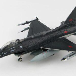 F-16 Fighting Falcon.Lockheed Martin F-16 Fighting Falcon.Modely letadel.Diecast models aircraft.Hobby Master HA3872.