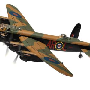 Avro Lancaster B.1 PA474, operated by The Battle of Britain Memorial Flight, the only airworthy Lancaster in Europe.Corgi AA32626.