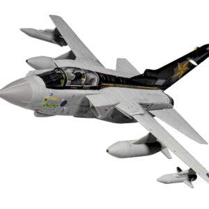 "Panavia Tornado GR.4 , 'ZA548' No.31 Sqn RAF ""Goldstars"" , RAF Marham 2019.Corgi AA33621."