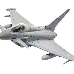 Eurofighter Typhoon FGR.4 , 'ZJ924' No. IX (B) Squadron RAF , Lossiemouth Scotland 2019.Corgi AA36410.