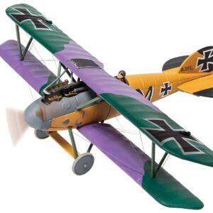 Albatros D.V , '2111/17 'M' Martin Mallmann Jasta 19 'Les Tangos' , Western Front , Jan 1918 , Shot down by 'The Grim Reapers'.Corgi AA37810.