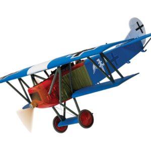 Fokker D.VII , Rudolf Berthold Jasta 15 (Royal Prussian Jagdstaffel 15)-JG II (Jagdgeschwader II) , Chery-les-Pouilly Aerodrome , France 1918.Corgi AA38907.