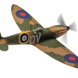 "Supermarine Spitfire Mk.Ia , 'N3200/QV' No. 19 Squadron RAF , Dunkirk evacuation-Operation ""Dynamo"", May 1940.Corgi AA39214."