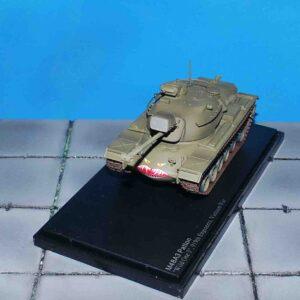 """Hobby Master HG5502 - M48A3 Patton , """"Wild One 3"""" , Vietnam War."""
