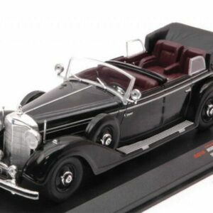 Mercedes-Benz 770 (W07:W150) 'Grand Mercedes' : 'Großer Mercedes' Convertible F , 1938.IXO Models IXO CLC317N.
