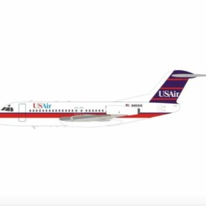 Fokker F28 -4000 Fellowship , 'N493US' US Airways - USAir.Inflight 200 IF28US0319.
