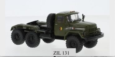 ZIL-131 , NVA.National People's Army GDR.Premium ClassiXXs PCL47055.