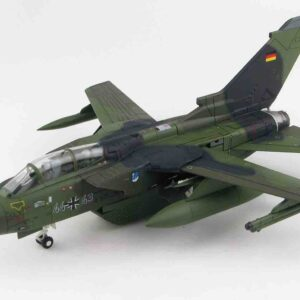 "Panavia Tornado IDS , '44+43' JaBoG 34 - Jagdbombergeschwader 34 ""Allgäu"" , 1980s.Hobby Master HA6701."