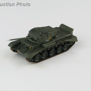 A34 Comet British Cruiser Tank , 'T33578' 10th Hussars 2nd Infantry Div., West Germany , 1950.Hobby Master HG5209.