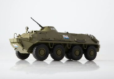 BTR-60 PB Armoured Personnel Carriers (APCs) , '330' Soviet Army.MODIMIO Collections NT034.