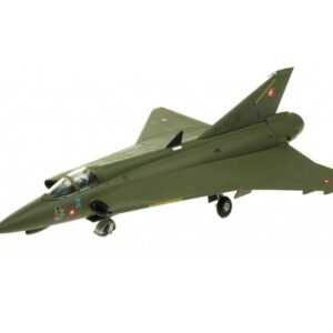 Saab J35 Draken , 'A-018' Royal Danish Air Force (RDAF).Aviation 72 AV7241007.
