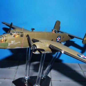 "B-25B Mitchell North American , '40-2249' ""Hari Kari-er"" Capt. Charles Greening U.S.Army Air Forces , USS Hornet ""Doolittle Raid"" 18 April 1942.Corgi AA35313."