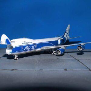 Boeing 747-8F , 'VP-BBY' AirBridgeCargo Airlines.Gemini Jets GJABW1895.