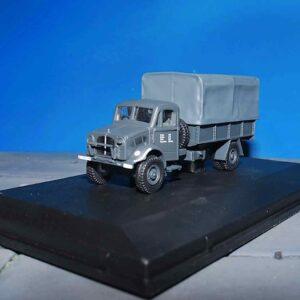 Bedford OYD 3t.Truck , Luftwaffe , Eastern Front. Oxford Military 76BD014.