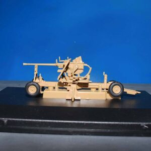 Bofors 40 mm Gun , British Army.F Oxford Military OX- 76BF003.