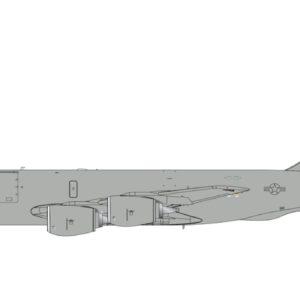 Boeing KC-135R , '71459' USAF March Air Force Base .Gemini 200 G2AFO887.
