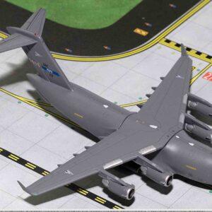 Boeing C-17 Globemaster III , '03' SAC - Strategic Airlift Capability NATO , Papa Air Base.Gemini MACS GMNAT080.