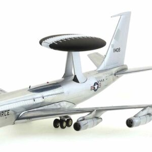 Boeing EC-137D / E-3 Sentry (E-3 Prototype) , '71-1408' Air Combat Command (ACC) USAF.InFlight 200 IF13700517P.